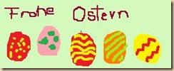 Ostern-thumb in Lisa´s Tagebuch
